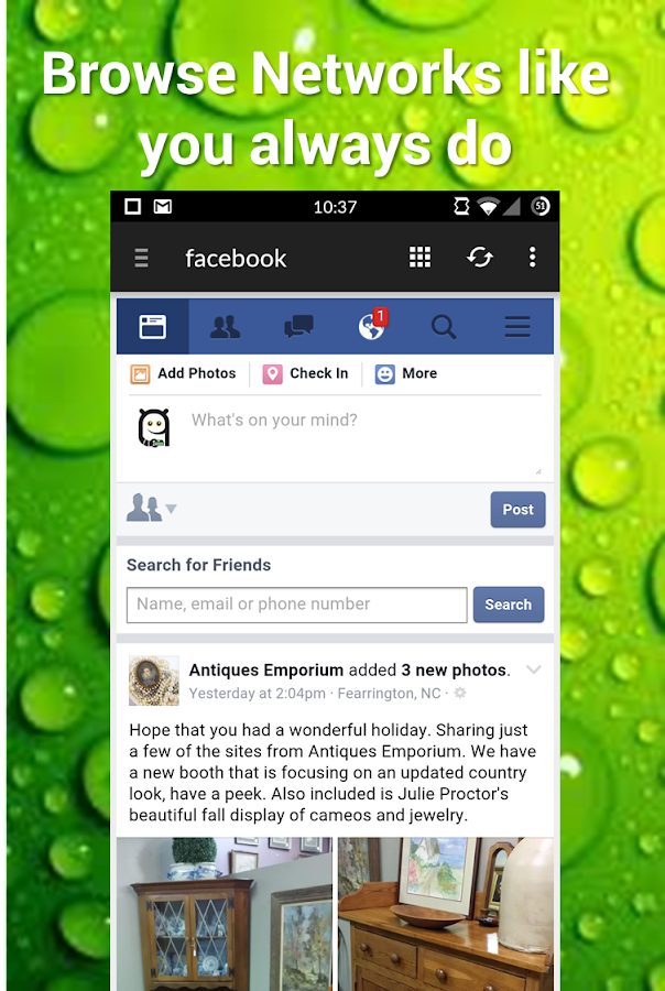 Adme Social- screenshot