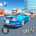 Valet Car Parking Simulator: Car Driving Test Game icon