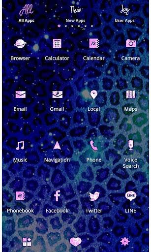 Theme-Starry Leopard Print- 1.0.1 Windows u7528 3