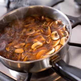 Easy Mushroom Gravy.