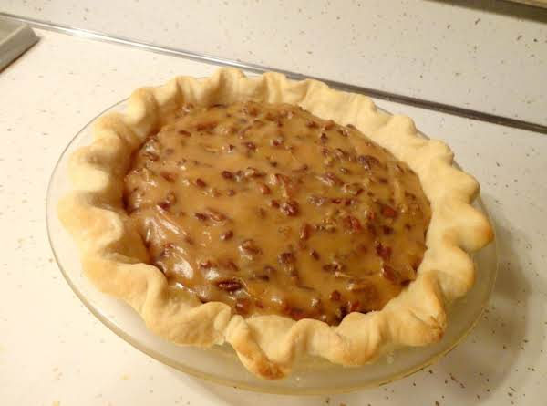 Cream Pecan Pie Recipe