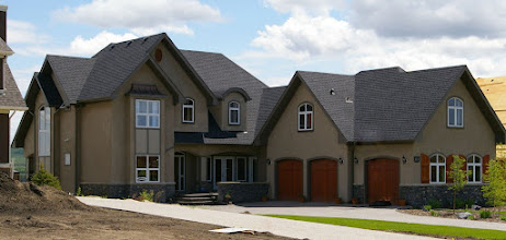 Photo: Private Residence - Elbow Valley Estates, Alberta Urbano Design & Development
