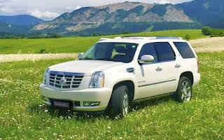 Cadillac Escalade Rent Žilinský kraj