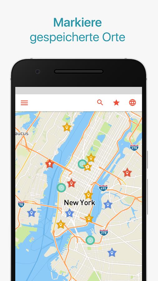 CityMaps2Go Reiseführer, Offline Karten, Planen – Android ...