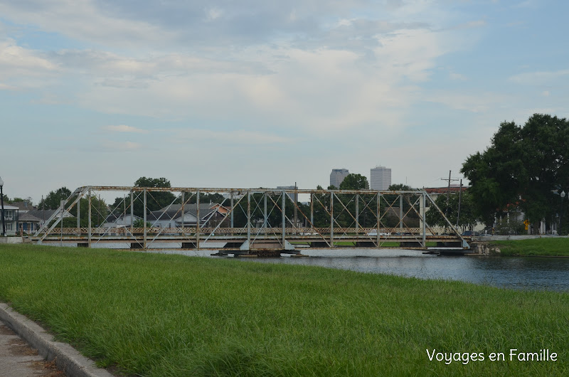 Bayou St john