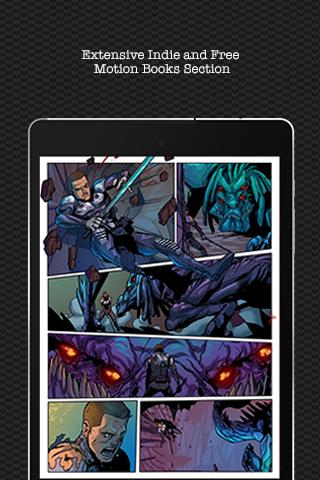 Madefire Comics & Motion Books screenshot #3