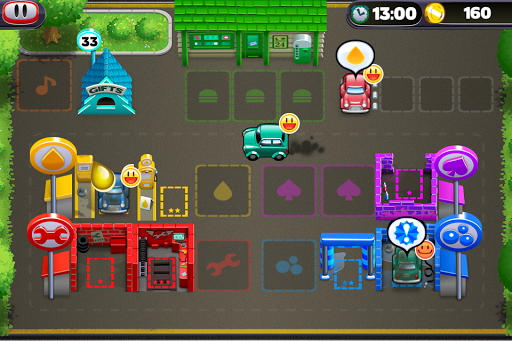 Tiny Auto Shop - Car Wash and Garage Game for PC