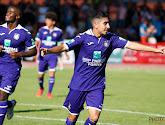 Anouar Ait El Hadj prolonge à Anderlecht jusqu'en 2022