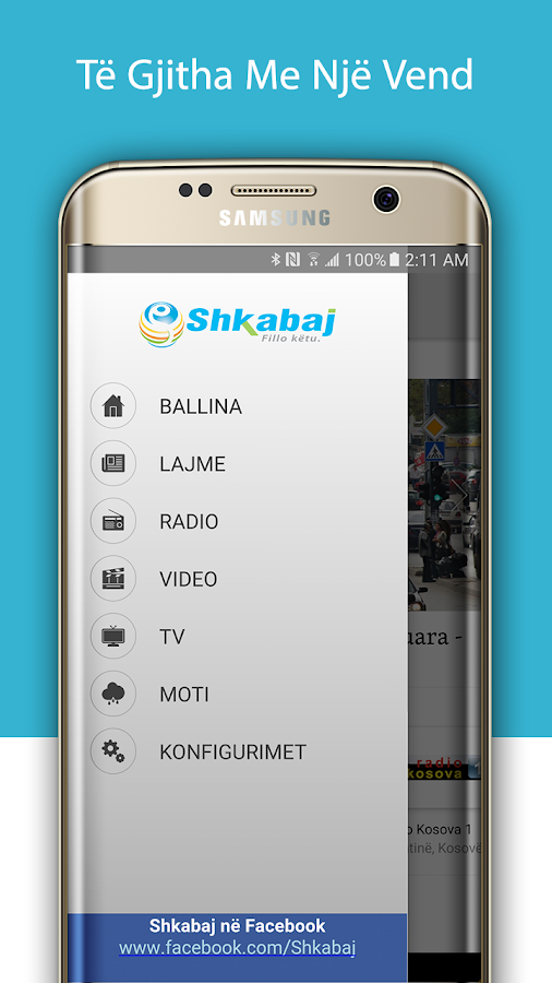 Shkabaj- screenshot