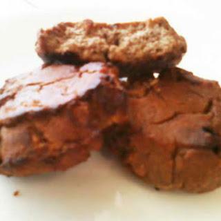 Protein Pumpkin Cookies.