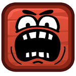 Angry Box Icon