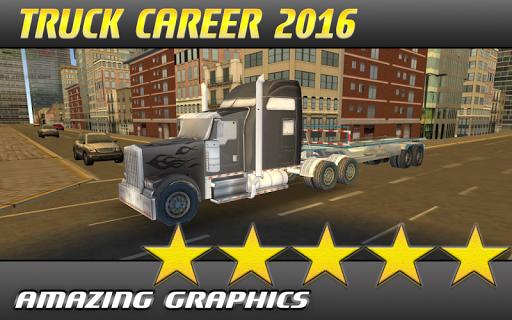 Euro Truck Career Simulator