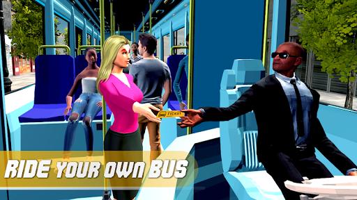 Apl Euro Bus Driver Simulator: City Coach (APK) percuma muat turun untuk Android/PC/Windows screenshot