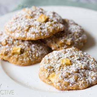 Oatmeal Cookies - Caramel Apple Style