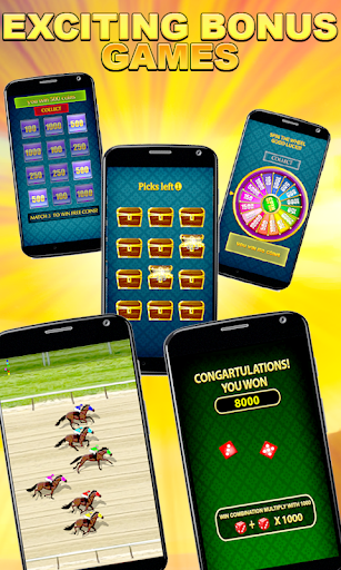 Slot Machine: Buffalo Slots  screenshots 3