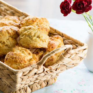 Cheese Scones.