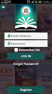LoveWorld Books- screenshot thumbnail