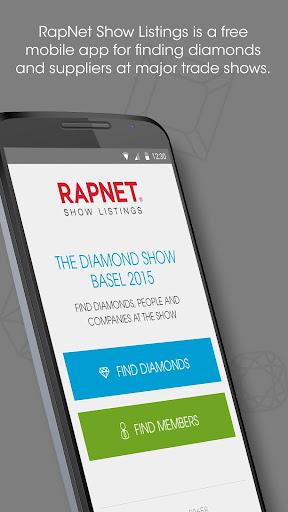Show Listings by RapNet