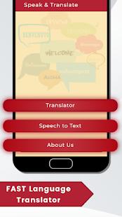 App Voice Translator With Speech To Text Converter APK for Windows Phone