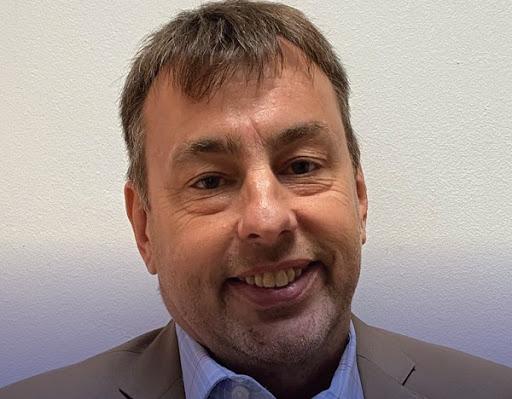 Martin Cox.