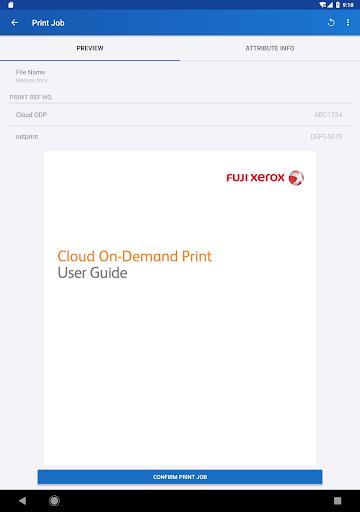 Cloud On-Demand Print 1.4.0 Windows u7528 5