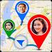 Family Location Tracker Icon
