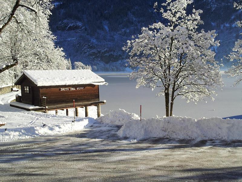 Magica neve di supergigi