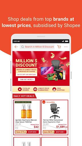 Shopee: #1 Online Platform 2.59.11 screenshots 2