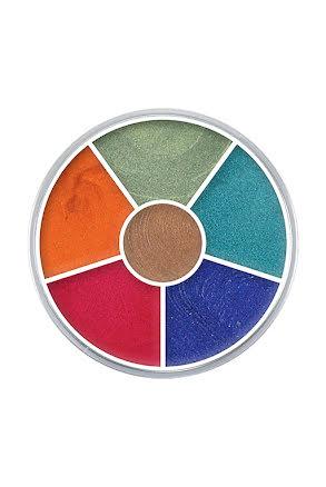 Supra Multi Color palett 6-färg sense