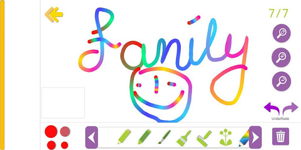 Download Family Coloring For PC Windows and Mac apk screenshot 1