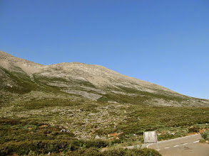 Photo: 15.Góry Psiloritis z Lakkos Mygerou (ok. 1600 m).