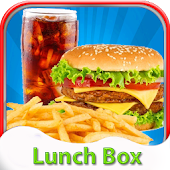 Lunch Box - kids Cooking Games