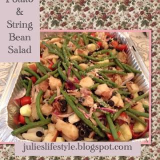 Potato & String Bean Salad