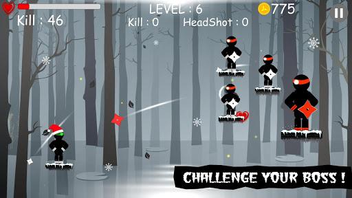 Ninja: Samurai Shadow Fight  screenshots 3