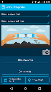 Incident Reporter screenshot 0
