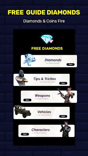 Guide and Free Diamonds for Free screenshot 1