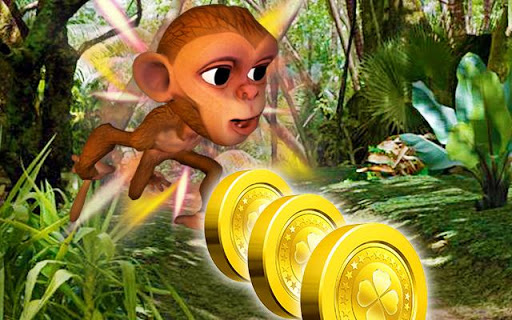 Jungle Monkey Book