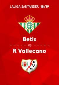 LaLiga Santander. Temporada 18/19. Betis-Rayo
