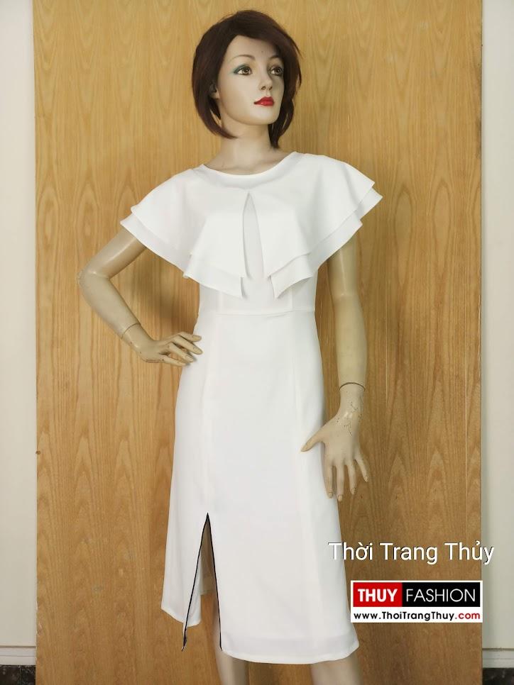 Váy liền chữ A V644 Thời Trang Thủy Hải Phòng