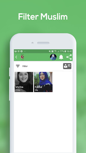 Muslim  Dating and Marriage 9.8 screenshots 3