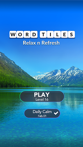 Word Tiles: Relax n Refresh 1.5.3 screenshots 8