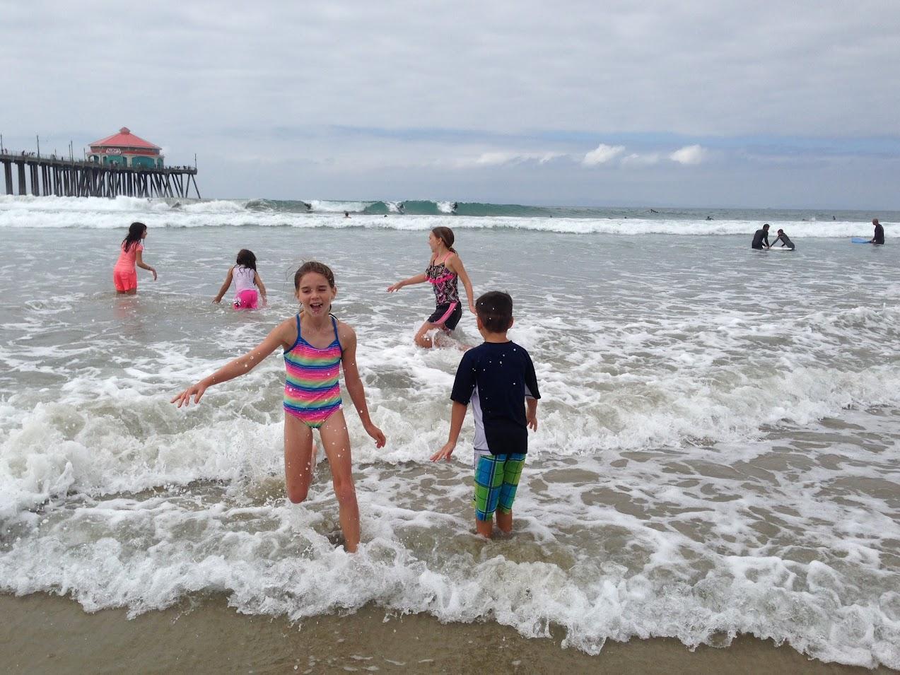 Huntington Beach The Paquettes
