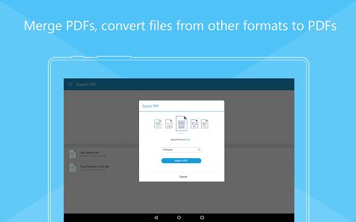 Foxit Mobile PDF  - Edit and Convert 6.6.1.0121 screenshots 15