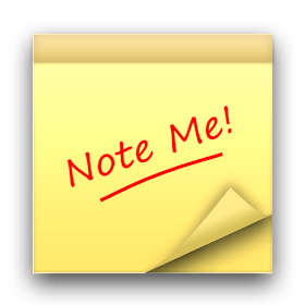 Note Me ! - Notepad