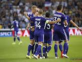 Anderlecht s'impose facilement contre Qabala