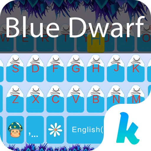 App Insights: Blue Dwarf Kika Keyboard Theme | Apptopia