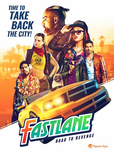 Fastlane: Road to Revenge v1.17.0.3850 [Mod]
