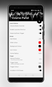 Volume Control Panel Pro Latest 10.70 Apk (Patched) 2020 10