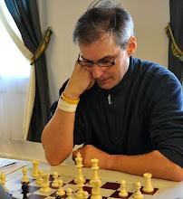 Photo: Vas Sladek  (Board #4 of PoCo Chess Club)