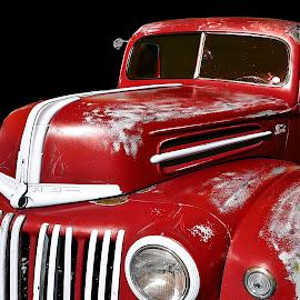 by Shawn Thomas - Transportation Automobiles